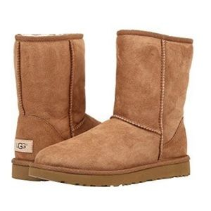 Chestnut classic short || Uggs Boots NWT